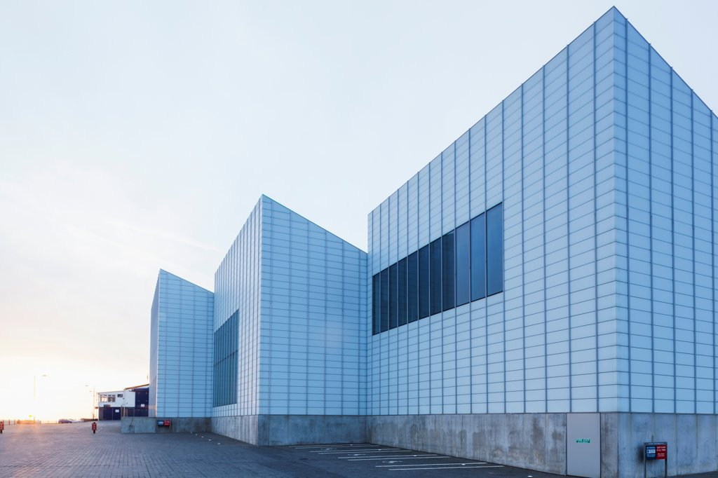 Stock Photo: 442-41223 Turner Contemporary Art Gallery, Margate, Thanet, Kent, England
