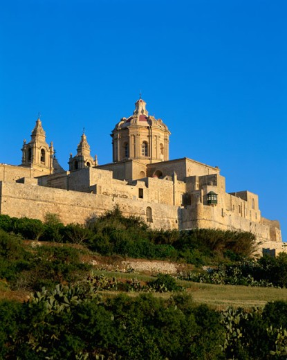 Cathedral Museum, Mdina, Malta : Stock Photo