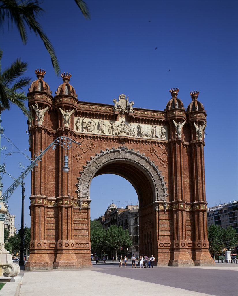 Arc del Triomf