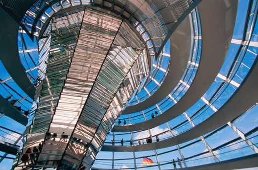 Stock Photo: 442-5042A Reichstag, Berlin, Germany