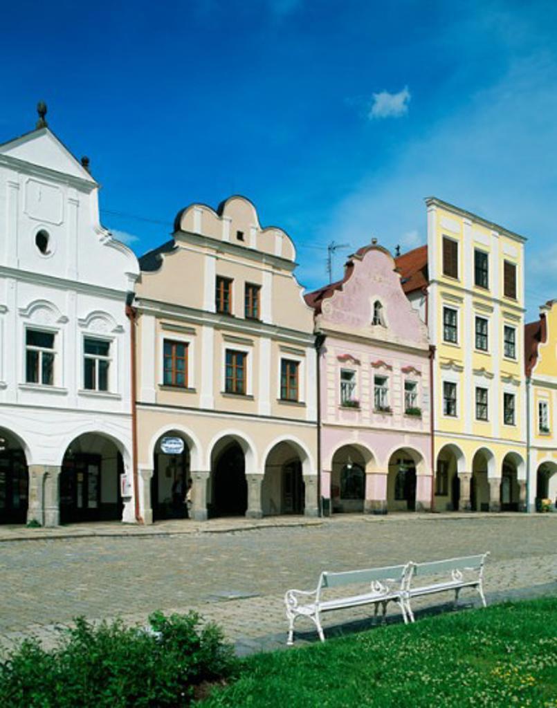 Telc Czech Republic : Stock Photo