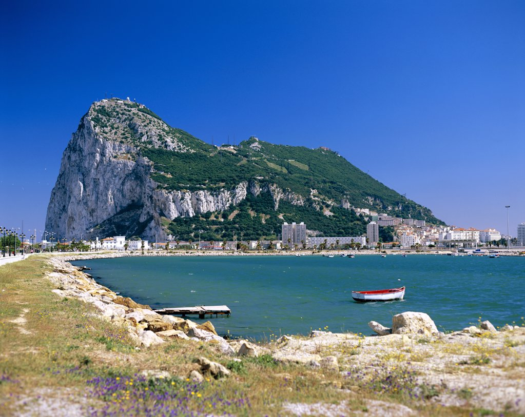 Stock Photo: 442-8644 Gibraltar, Gibraltar