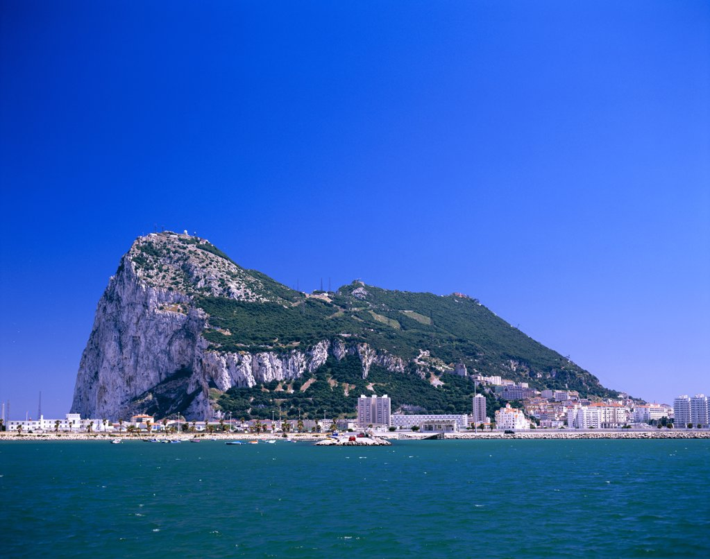 Stock Photo: 442-8645 Gibraltar, Gibraltar