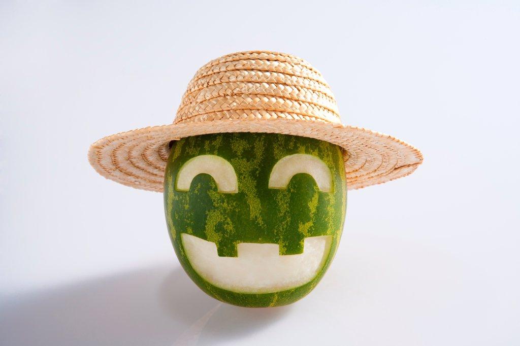 Stock Photo: 4422R-17187 Wax Gourd