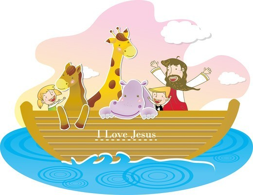 Stock Photo: 4422R-7123 Bible Story