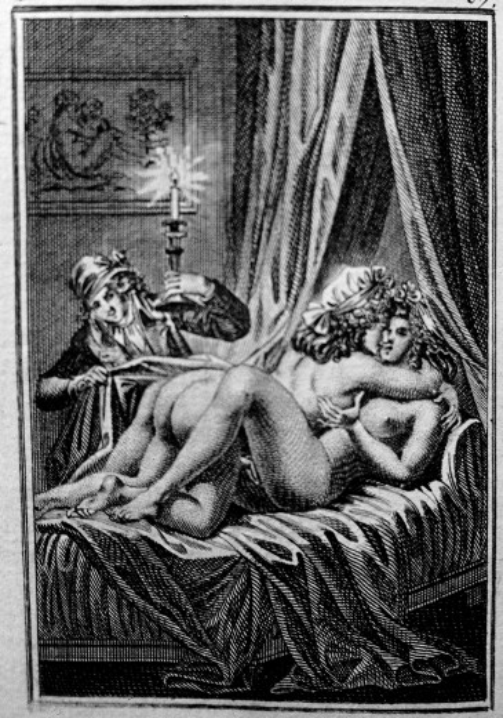 Lesbian Woman Having Sex 104