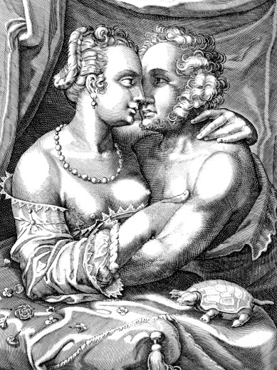 Sex in the 17th century
