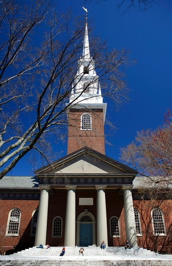 Stock Photo: 4449-69945 Harvard University, Cambridge, Massachusetts, USA