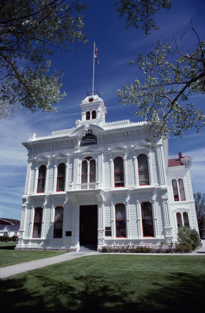 Old Courthouse, Carson City, Nevada, USA : Stock Photo