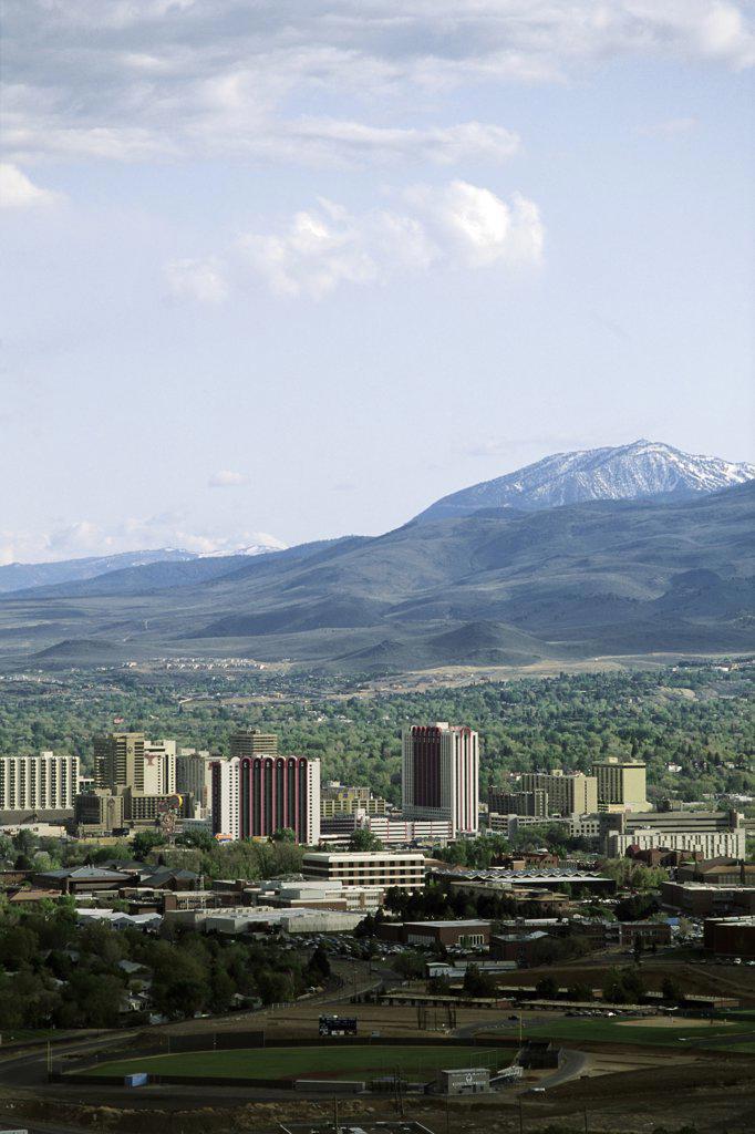 Reno Nevada USA : Stock Photo