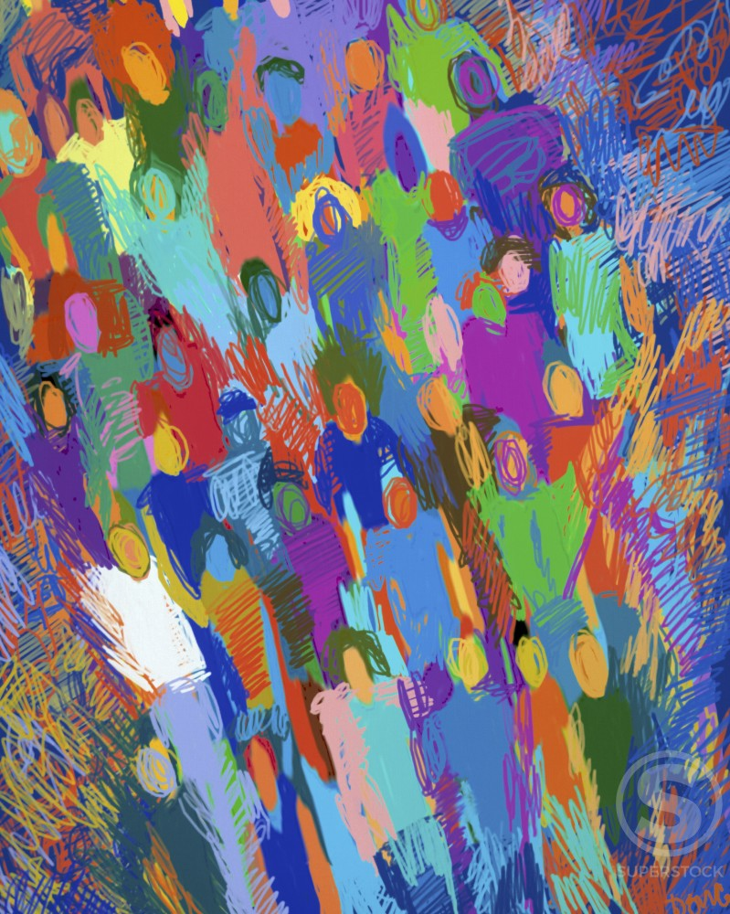 Frenzied People 