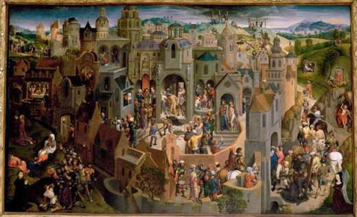 Stock Photo: 457-2255 Passion of Christ