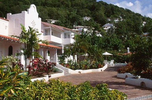 Stock Photo: 46-1779 Windjammer Landing Villa Beach Resort,  Windward Islands,  St. Lucia