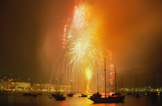 Stock Photo: 46-422A Bastille Day