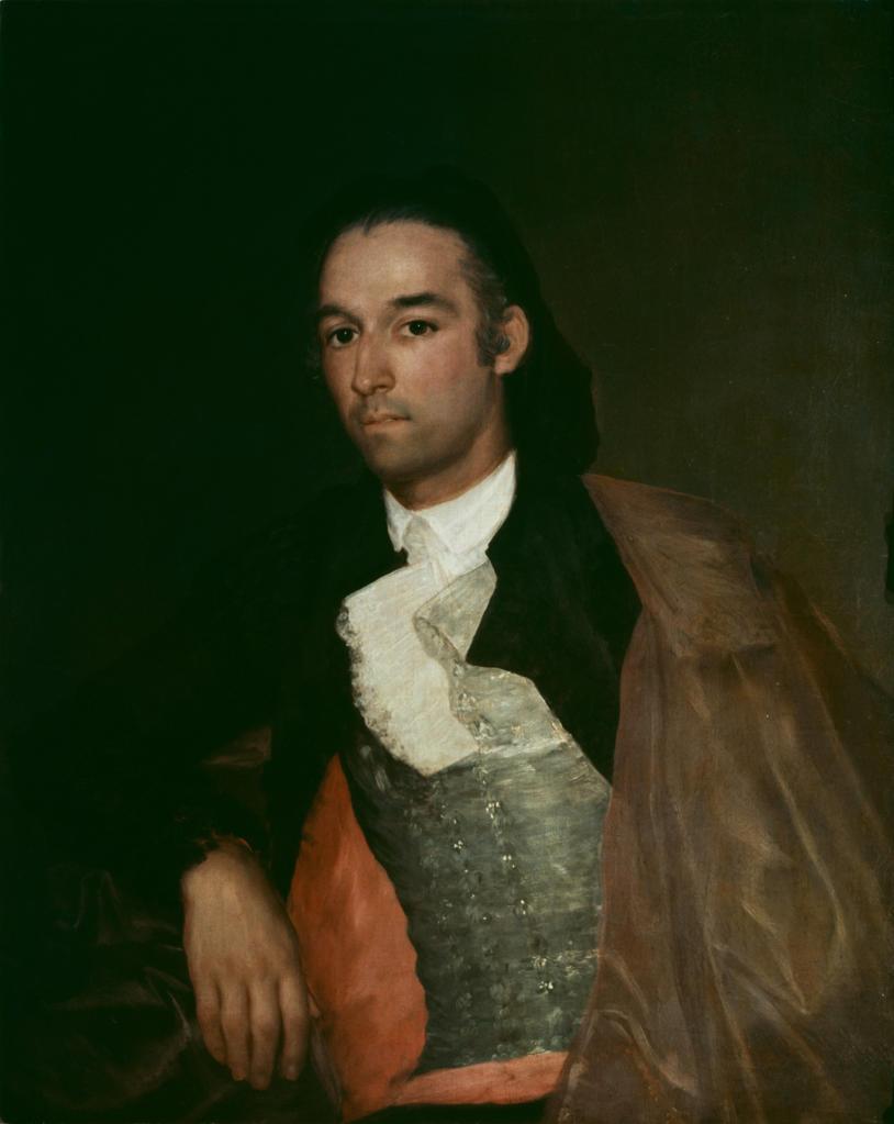 Pedro Romero;Painting by Goya;1796 : Stock Photo