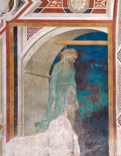 Stock Photo: 463-283613 Judas's Suicide / Lorenzetti / 1325/30