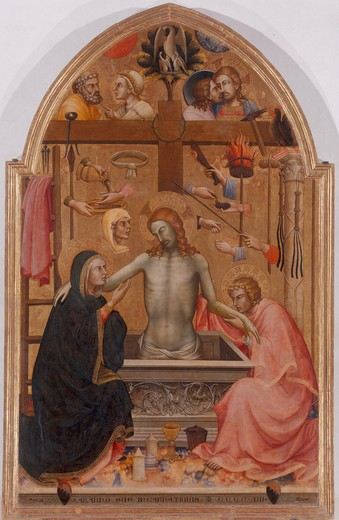 Stock Photo: 463-283807 Lamentation of Christ / L.Monaco / 1404