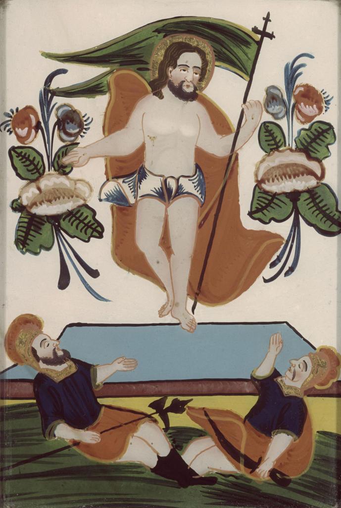 Stock Photo: 463-283873 Resurrection of Christ / Sandl / C19th