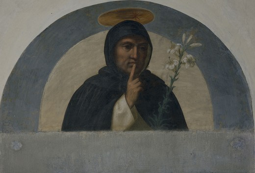 Fra Bartolomeo / St. Dominic : Stock Photo
