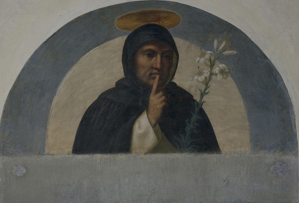 Stock Photo: 463-284406 Fra Bartolomeo / St. Dominic