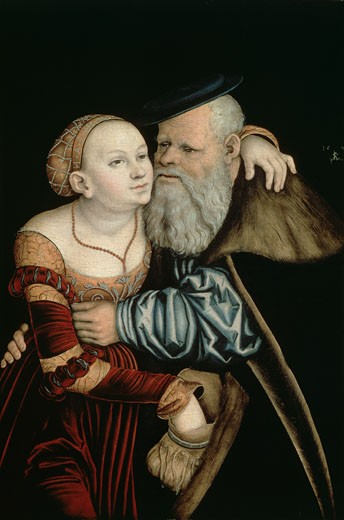 The Dissimilar Pair (Older Man/younger Woman)