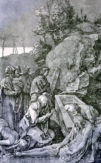 Stock Photo: 463-3029 Lamentation over Dead Christ 