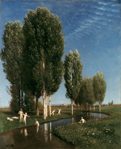 Stock Photo: 463-3357 Summertime