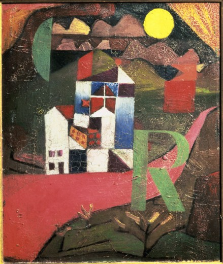 Stock Photo: 463-3410 Villa R