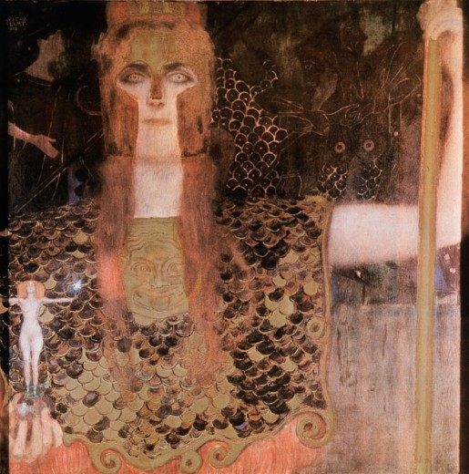 Stock Photo: 463-3564 Pallas Athene (Minerva)