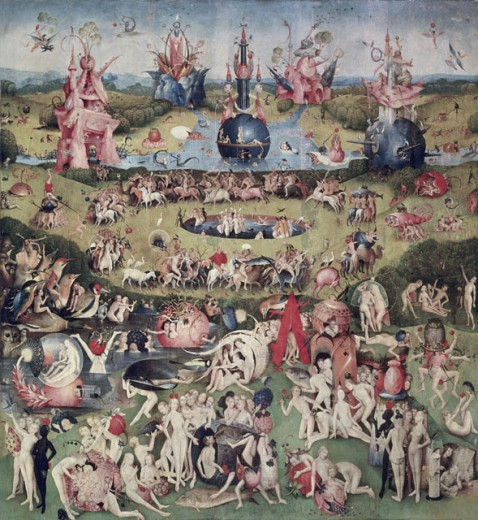 Stock Photo: 463-3588 Garden of Earthly Delights