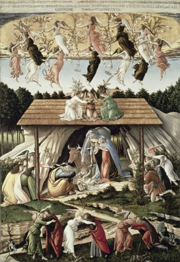 Mystic Nativity