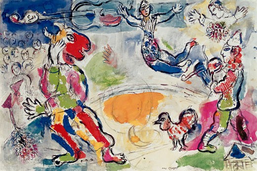 Stock Photo: 463-3670 The Big Circus