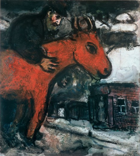Stock Photo: 463-3677 The Stable in the Snow