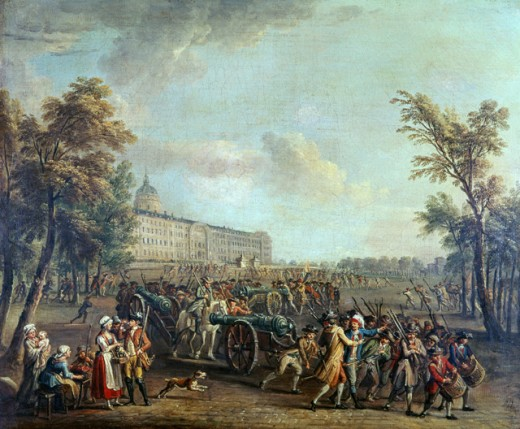 French Revolution: Assault on the Bastille