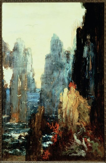 Stock Photo: 463-4473 The Sirens