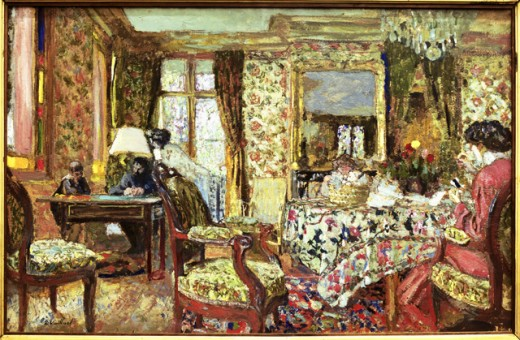 Stock Photo: 463-4509 Dans la Chambre 