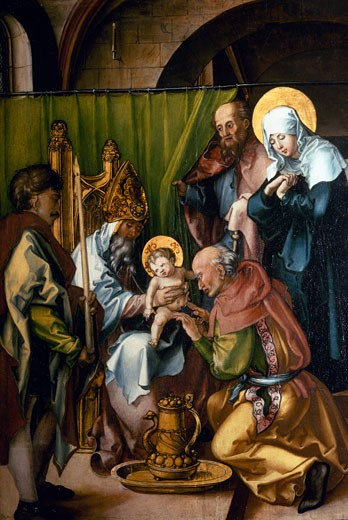 Stock Photo: 463-4628 The Circumcision of Christ