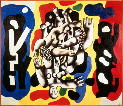 Stock Photo: 463-4899 Taucher Auf Gelbem Grund