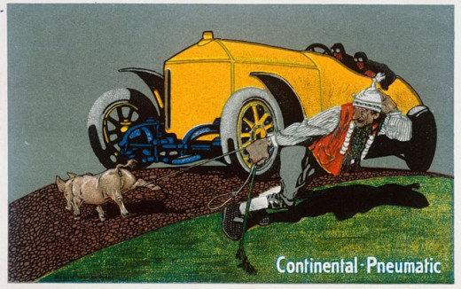Stock Photo: 463-5082 Continental-Pneumatic 