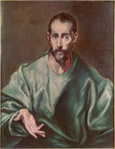Stock Photo: 463-5094 St. Joaco the Elder