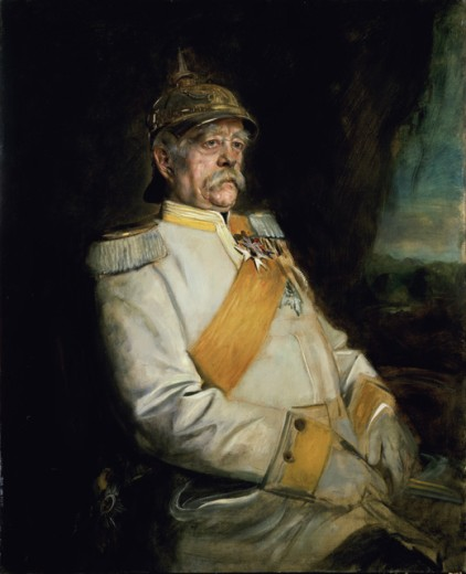 Stock Photo: 463-5183 Otto von Bismarck