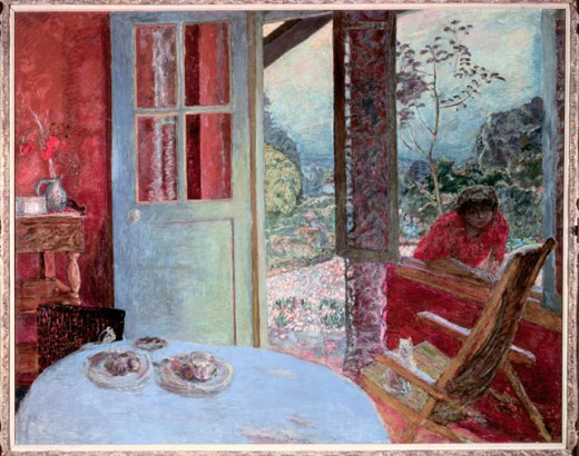 The Dining Room in the Country