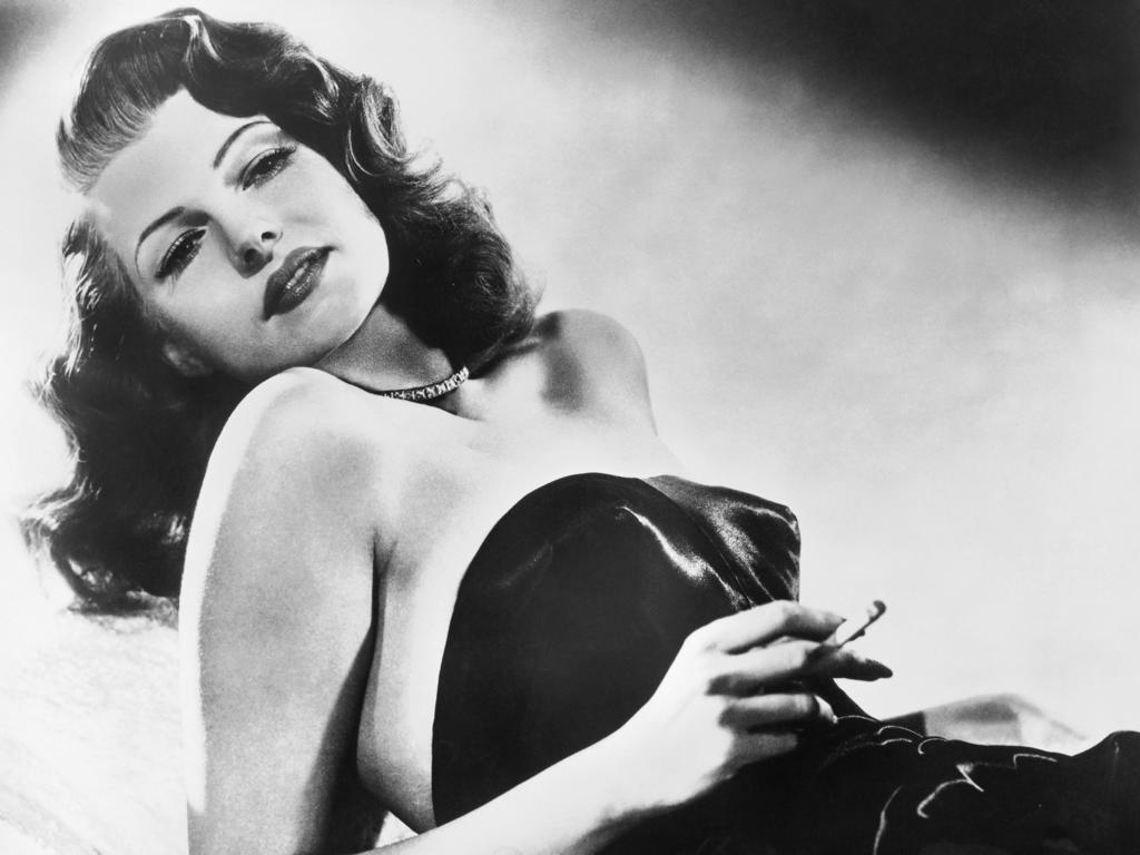 Stock Photo: 463-5715 Rita Hayworth in Gilda, 1946