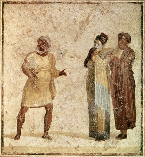 Stock Photo: 463-6725 Theater Scene
