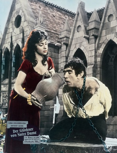 "Stock Photo: 463-7199 ""The Hunchback of Notre Dame""