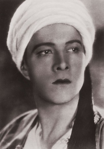 Rudolph Valentino