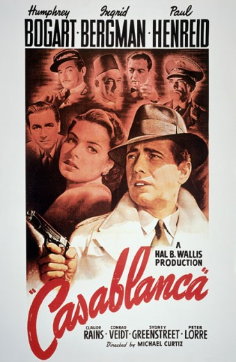 Stock Photo: 463-7365 Casablanca
