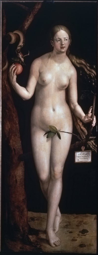 Stock Photo: 475-1300 Eve 