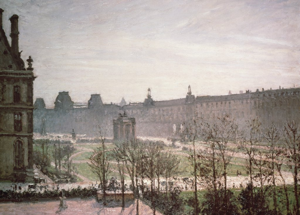 Stock Photo: 475-1390 Tuileries
