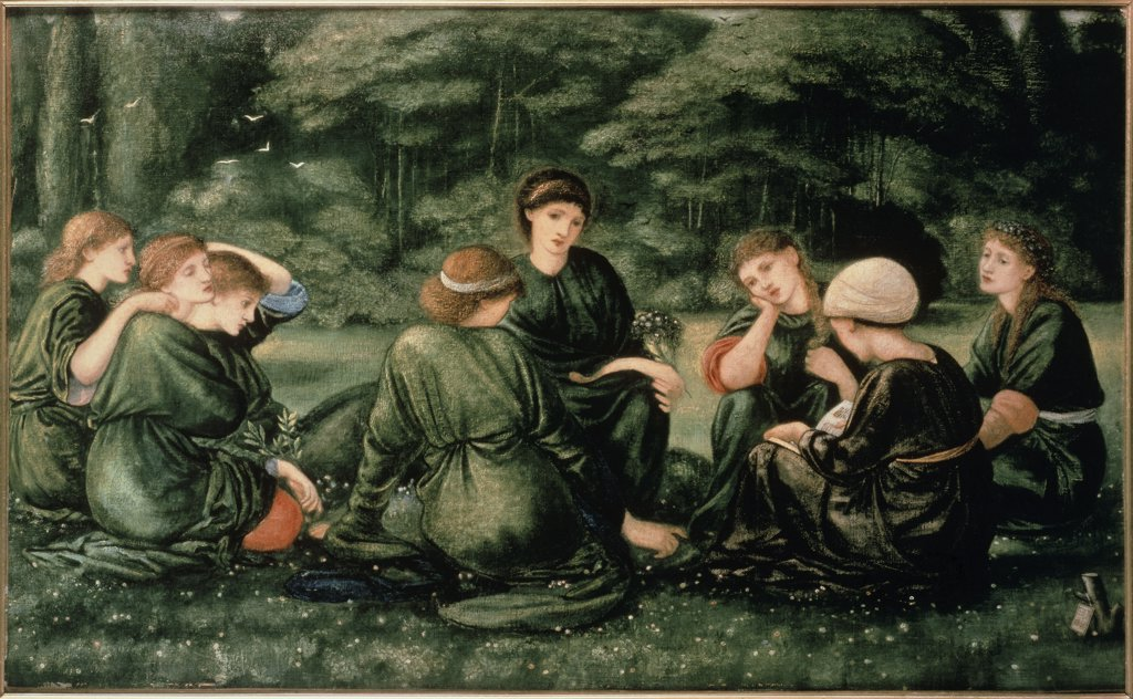 Stock Photo: 475-1423 Green Summer
